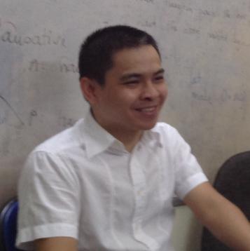 Thầy Phạm Huy Trường