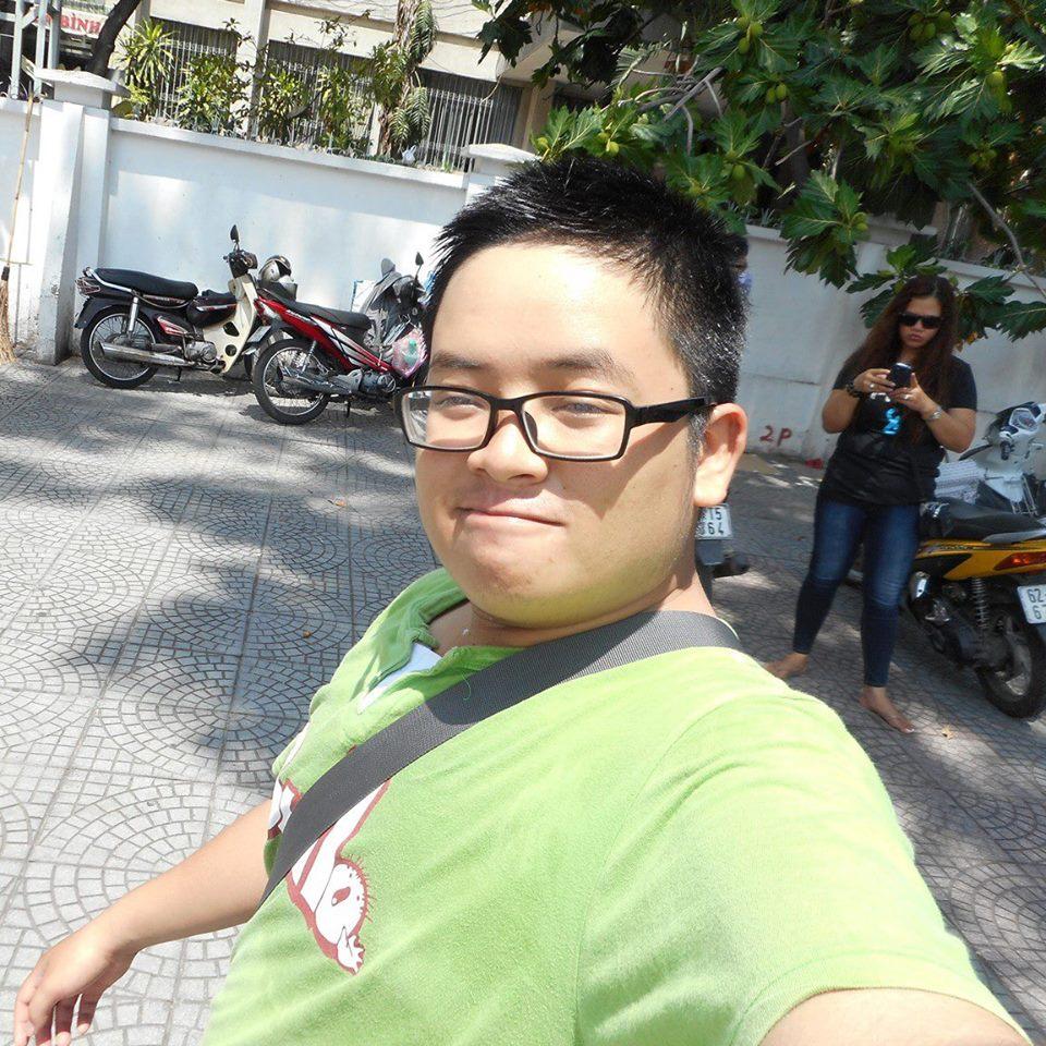 Học viên Nguyễn Cường Thịnh